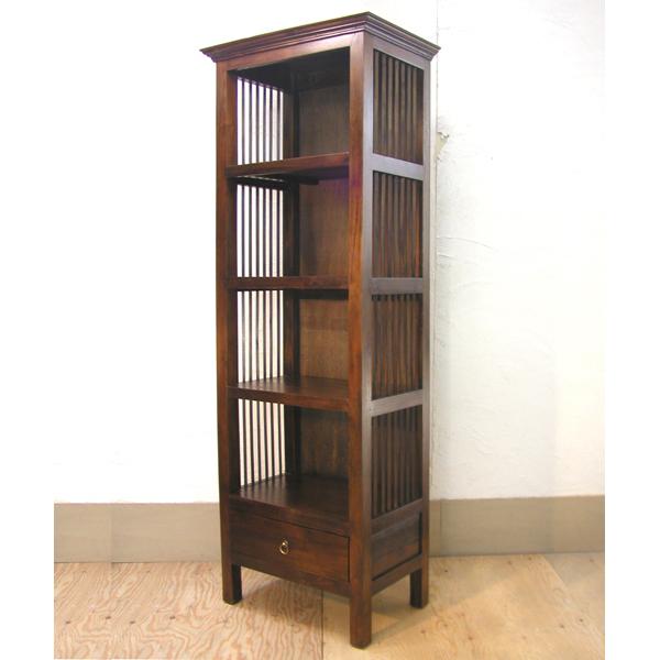 BookCase 本棚 チーク無垢材家具 無垢材 書棚
