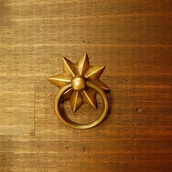 真鍮製取手 ブラス 引手 金具