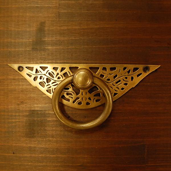 真鍮取手 ブラス Brass ハンドル 金具 扉