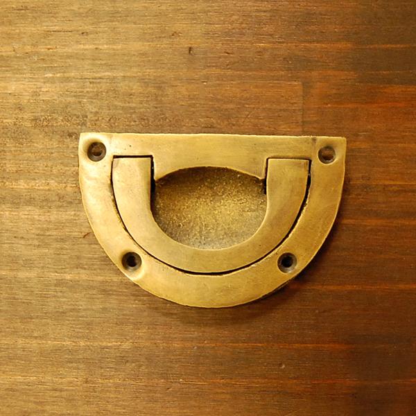 真鍮取手 ブラス Brass 金具 掘り込み取手