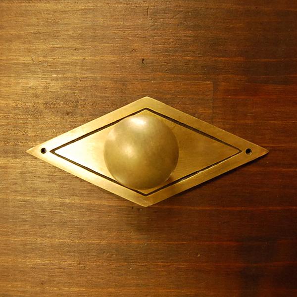 真鍮取手 ブラス Brass ハンドル つまみ 金具 引手