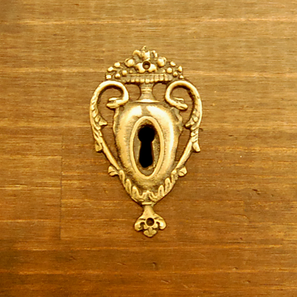 真鍮鍵穴 ブラス Brass 扉金具