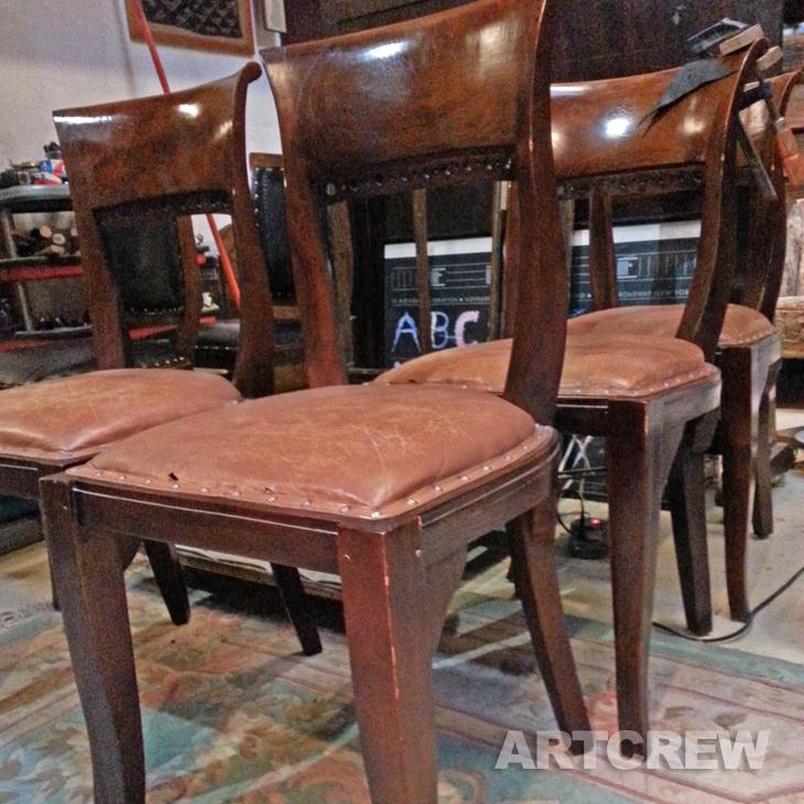 椅子修理 座面張替 工房 アトリエ