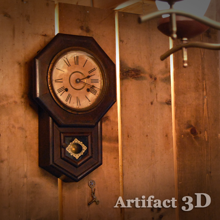 振り子時計 日本製 昭和レトロ