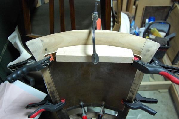 シガルチェア 加工 修理 張り替え 革張り 板張り アレンジ