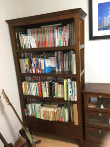 ブックケース 本棚 書棚 BookCaseDouble