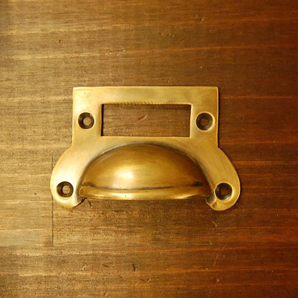 真鍮取手 ブラス Brass ハンドル 金具 引手
