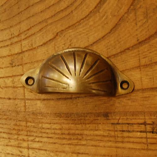 真鍮取手 ブラス Brass 金具 引手 ノブ ハンドル