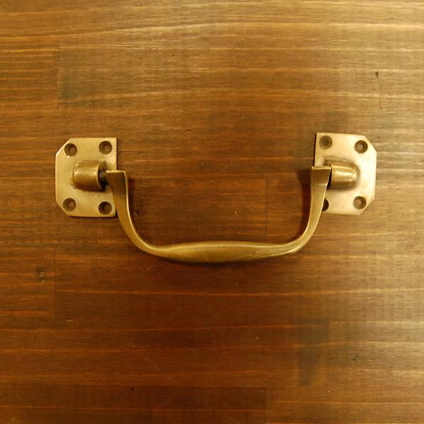 真鍮取手 ブラス 金具 引手