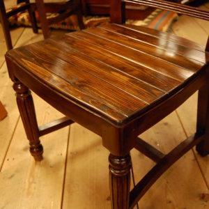 座面加工 リメイク 加工 リフォーム 椅子