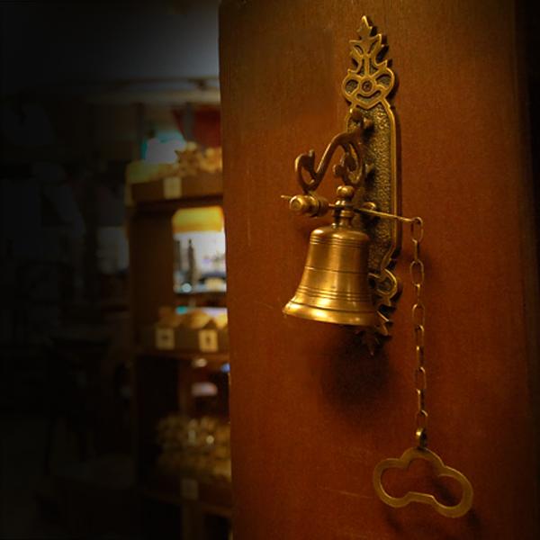 真鍮ドアベル ベル 扉 呼び鈴 ブラス Brass