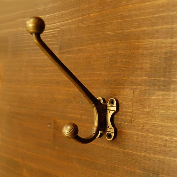 真鍮フック ブラス Brass 金具