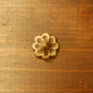 真鍮鋲 ピン ブラスピン 飾鋲 Brass 金具
