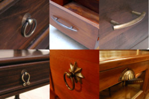 家具取手 真鍮取手 ブラス