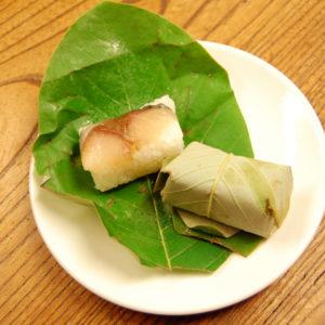 柿の葉寿司 柳豊 吉野 大峯名物