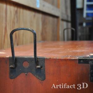 和箪笥 一棹 漆塗り 朱塗り 箪笥 メンテナンス 修理